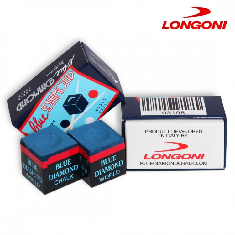 МЕЛ BLUE DIAMOND LONGONI BLUE 2ШТ.