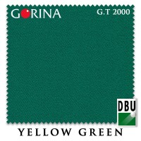 СУКНО GORINA GRANITO TOURNAMENT 2000 YELLOW GREEN