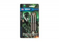 ДРОТИКИ WINMAU NICKEL SILVER COMMANDO 21 GR